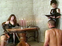 Enclosed in the eyes of the Queen who dirtiest masochist slave trial aphrodisiac torture