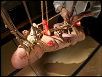 Art [video] secret pictorial Yue rope torture ropes # 12 flat pine jam and PART